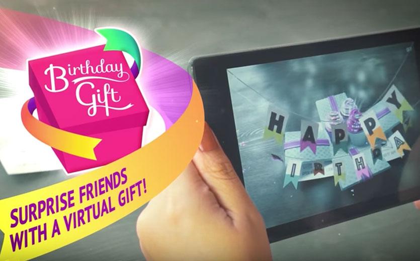 Arbirthday gift arbirthday gift ar app negle Gallery
