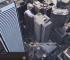ゴジラの視点で街を見下ろせる「iOS 11 – ARKit – Secret GODZILLA Mode」