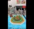 ARkitで作られたゲーム!ARパズルで巡る世界ツアー!!「Apple ARKit Puzzle Game」